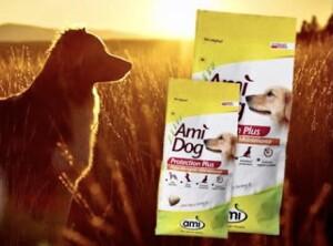 Оригинальный дизайн корма Ami Dog