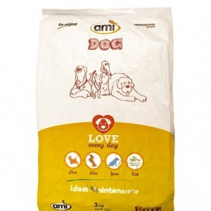 Ami Dog 3 кг.