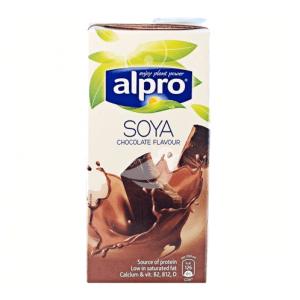 Соевое молоко шоколадное